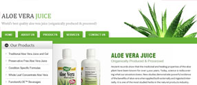 aloevera cream products